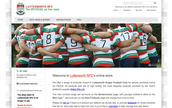 Lutterworth RFC graphic